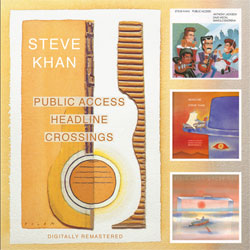 BGO Records - Steve Khan Eyewitness 2 Compilation