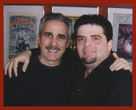 José M. Lugo and Steve Khan
