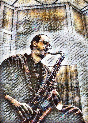 Michael Brecker - Crossings Session