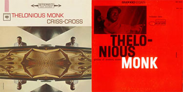 CRISS CROSS - Thelonious Monk